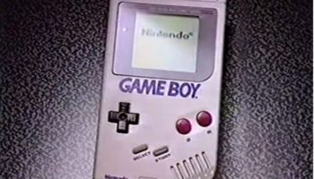 Nintendo Made Made The Curious Choice To Market The Game Boy To Adults In This Quirky 1991 Ad