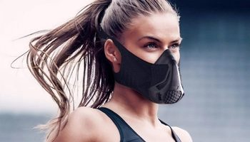 This Cardio Workout Mask Works To Train And Strengthen Your Lungs