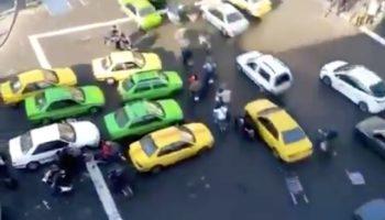 Driving In Tehran Looks Like An Absolute Nightmare
