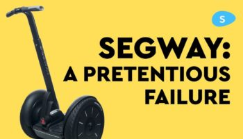 Why The Segway — The Invention That Was Supposed Change The World — Failed