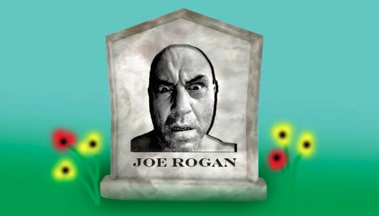 People Won't Stop Saying Joe Rogan Died