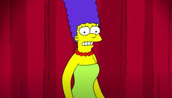 Marge Simpsons Wryly Responds To Trump Advisor's Jab At Kamala Harris