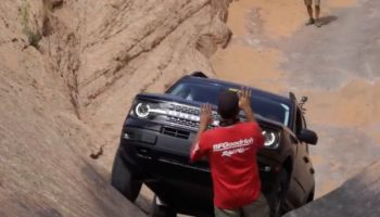 Here's How Well A 2021 Ford Bronco Sport Can Go Off-Road In The Toughest Terrain In America
