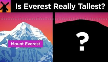 Why Mount Everest Arguably Isn't the Highest Place on Earth