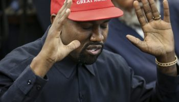 All Your Most Paranoid Questions About Kanye's Presidential Run, Answered