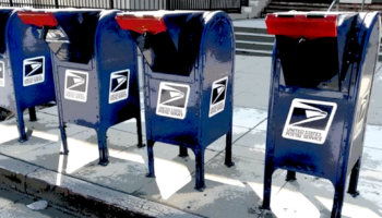 Rebecca Solnit On Twitter Conspiracies, QAnon And The Case Of The Two-Faced Mailboxes