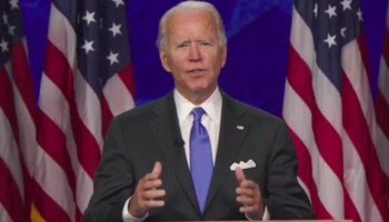 Watch Joe Biden's Full Speech At The DNC 2020