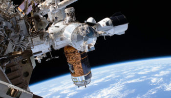 The International Space Station Has Sprung A Leak