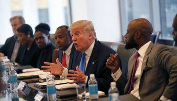'It Was Great': In Leaked Audio, Trump Hailed Low Black Turnout In 2016