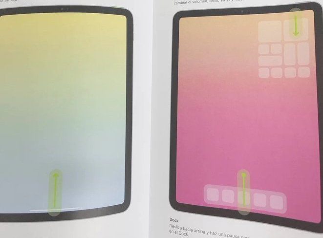 Leaked iPad Air 4 Manual Shows Massive, Long-Awaited Changes Including New Full-Screen Design