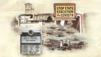 Prisoners At San Quentin Are Dying From COVID-19, And Help Isn't Coming