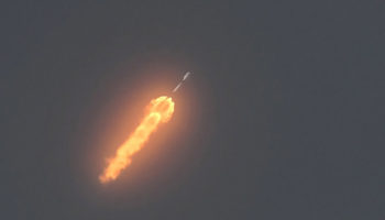 SpaceX Makes First Polar Orbit Launch From Florida In 'Decades'