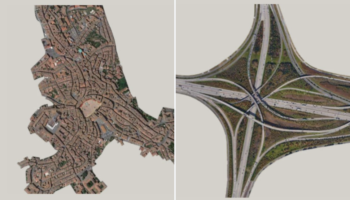 Yes, This Interchange In Houston Is The Same Size As An Entire City Center In Italy