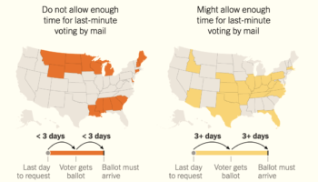 Will You Have Enough Time To Vote By Mail In Your State?