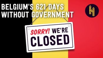 How Belgium Has Functioned Without A Government For Nearly Two Years