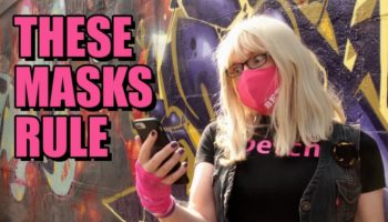 Kelly From The 'Shoes' Video Is Back And Is Urging You To Wear A Mask