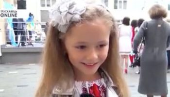 Little Girl Gives A Brutally Honest Summary Of Human Life In 23 Seconds