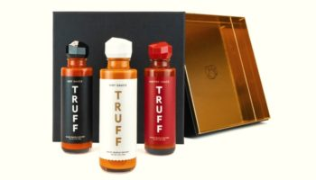 Enjoy The Finer Things In Life With Truffle-Infused Hot Sauce