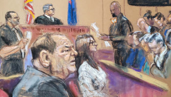 Inside The Life Of America's Most Celebrated Courtroom Sketch Artist