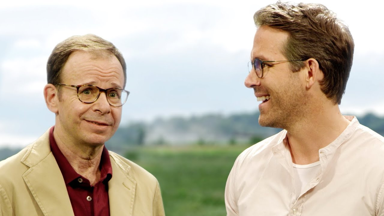Rick Moranis Returns To The Screen After Two Decades In An Advertisement With Ryan Reynolds