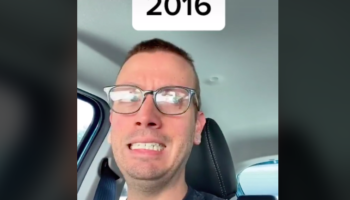 Here's A Perfect Encapsulation Of How People's Feelings Have Changed From 2016 To 2020