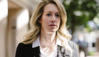 Theranos' Elizabeth Holmes May Pursue 'Mental Disease' In Her Defense