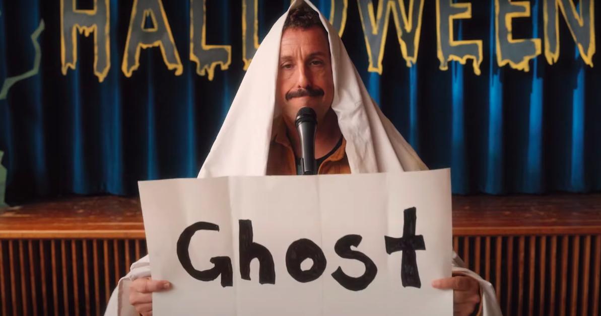 Adam Sandler Is Hunting For A Murderer In Trailer For Comedy-Horror Film 'Hubie Halloween'