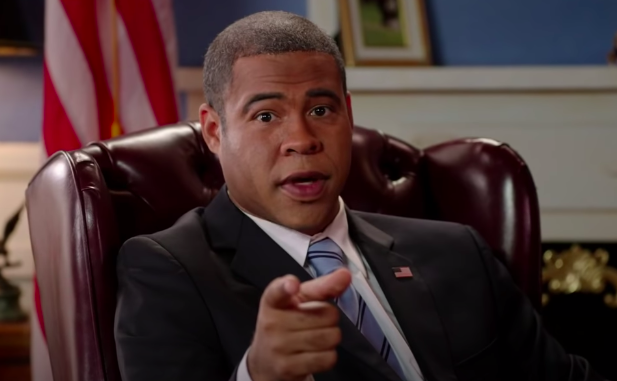 NSFW News - Key & Peele Deliver A Very NSFW Sketch Of Barack Obama Talking About The Government's Mass Surveillance Program thumbnail