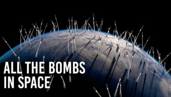 What Would Happen If We Detonated All Of The World's Nuclear Bombs In Space At Once?