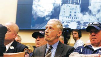 Jon Stewart Fights For 9/11 Survivors In 'No Responders Left Behind' Trailer