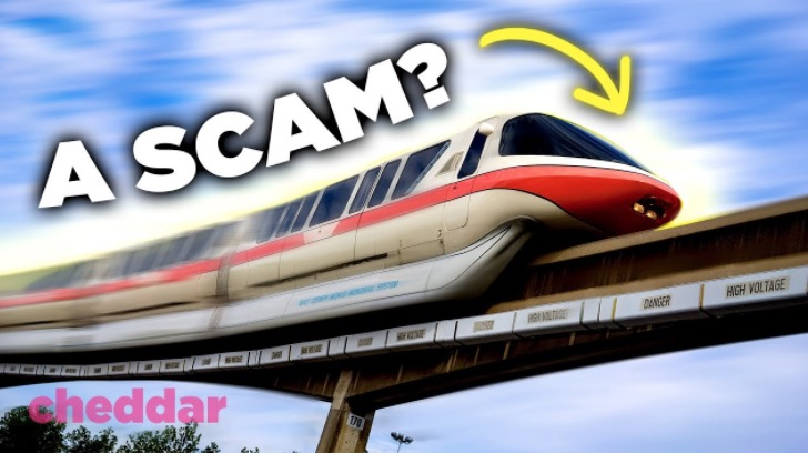 Why The Monorail Failed To Catch On America