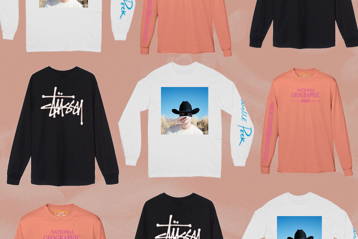 This Fall, Embrace The Long Sleeve Graphic Tee