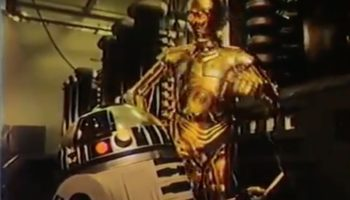 Someone Unearthed This Retro Anti-Smoking PSA Of C-3PO Telling R2-D2 About The Dangers Of Cigarettes