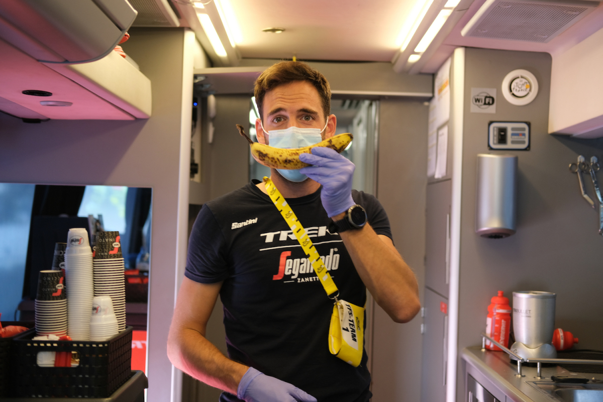 Inside The Bubble At The Tour De France: How Team Staffers Are Adapting In The Covid Era