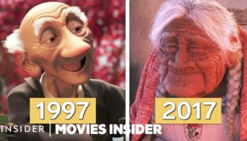 How Pixar Improved The Quality Of How It Animates Human Characters