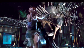 Someone Added New Audio To This 'Jurassic World' High Heels Running Scene, And It Just Made The Whole Thing Infinitely Better