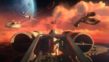 Take To The Skies In Your X-Wing With 'Star Wars: Squadrons'