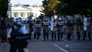 Military Police Leaders Weighed Deploying 'Heat Ray' Against DC Protesters