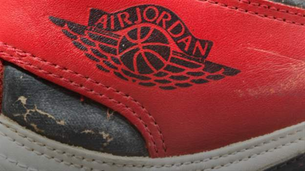 Michael Jordan Shoes' Place In A Booming New Global Market