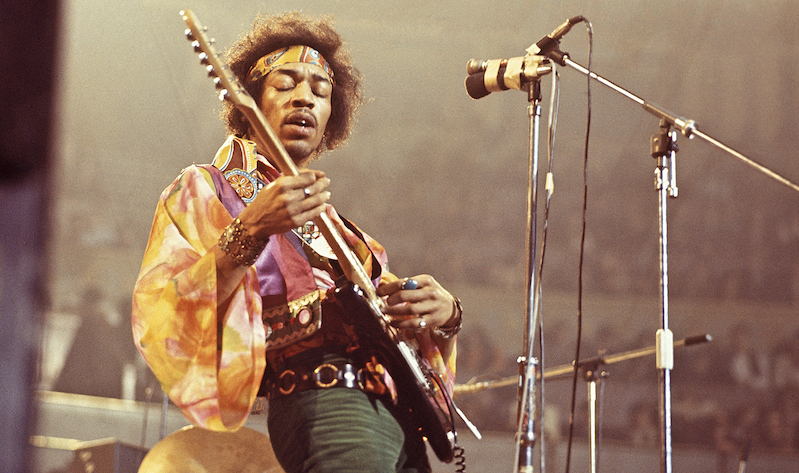 When Jimi Hendrix Took The United Kingdom By Storm