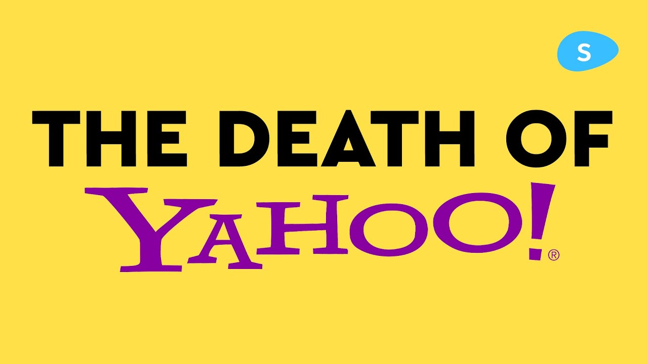How Yahoo! Went From A Hit To A Failure