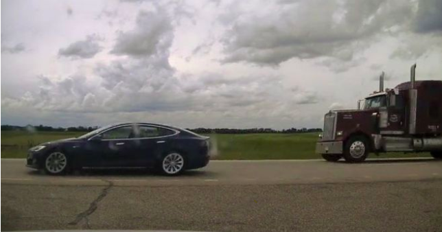 Canada Tesla Driver Charged Over 'Napping While Speeding' At Over 90MPH