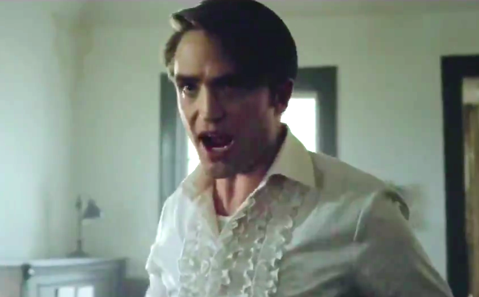 Robert Pattinson's Southern Accent In 'The Devil All The Time' Is, Um, Something Else