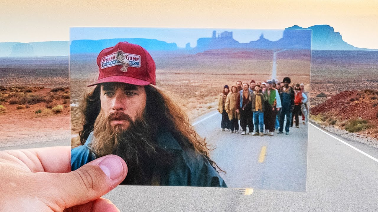 'Forrest Gump' Lover Tries To Recreate Forrest Gump's Run Across America