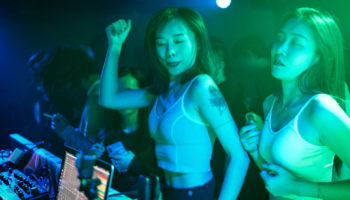 These Are Photos Of People Clubbing In Wuhan