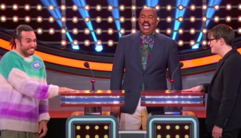 Weezer And Fall Out Boy Battle It Out On 'Family Feud'