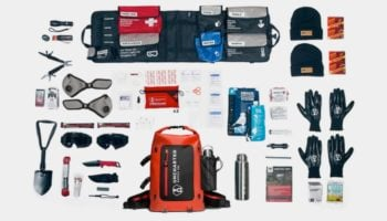 Prepare For The Worst Case Scenario, Save Up To 25% On Emergency Kits