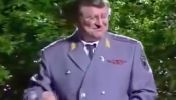 This Video Of The Russian Internal Police Choir Singing 'Sex Bomb' Is, Um, Unexpected