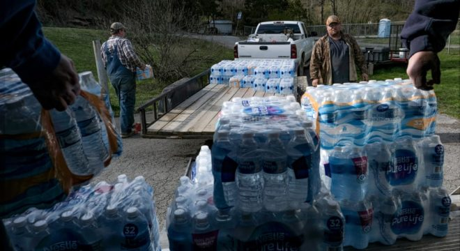 How Americans Stopped Trusting Their Water