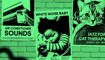 Why Spotify Has So Many Bizarre, Generic Artists Like 'White Noise Baby Sleep'